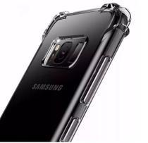 Capinha Silicone Transparente Antichoque Samsung S8 G950 - Hrebros