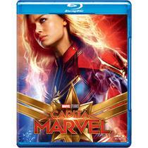 Capitã Marvel - Blu-ray -