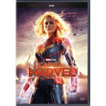 Capitã Marvel - DVD -
