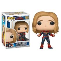 Capitã Marvel - Funko Pop -