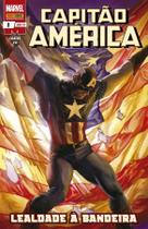 Capitão América - 3 - Marvel