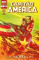Capitão América - 4 - Um Novo Dia - Marvel