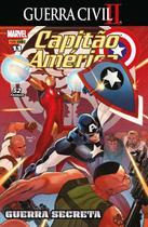 Capitão América - Edição 11 - Marvel