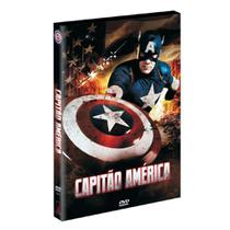 Capitão América - O Filme (DVD) - Empire Filmes