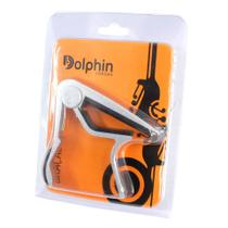 Capotraste Dolphin Prata -