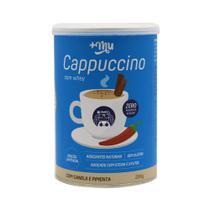 Cappuccino Proteico com Canela e Pimenta - +Mu 200g -