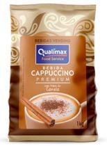 Cappuccino qualimax canela - 1kg -
