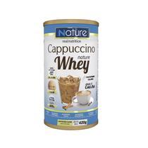 Cappuccino Whey (420gr) - Nutrata -
