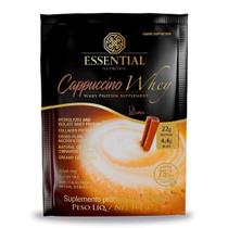 Cappuccino Whey Sachê 32g Essential Nutrition -