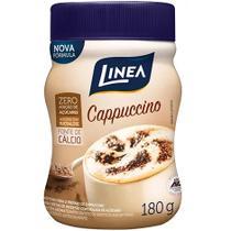 Cappuccino Zero Açúcar 180G Linea -