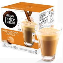 Cápsula Nescafé Dolce Gusto Mochaccino Canela 16 Cápsulas - Nestlé -