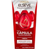 Cápsula Tratamento Elseve Reparação Total 5 15ml Embalagem com 3 Unidades - Loréal Elsève