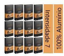 Cápsulas de Alumínio - Compatível com Nespresso - Júpiter - 120 Cápsulas - Café Roccaporena