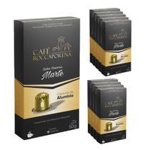 Cápsulas de Alumínio - Compatível com Nespresso - Marte - 90 Cápsulas - Café Roccaporena