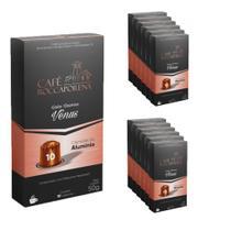 Cápsulas de Alumínio - Compatível com Nespresso - Vênus - 120 Cápsulas - Café Roccaporena