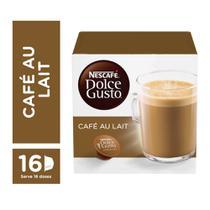 Capsulas Dolce Gusto Café Au Lait 16 capsulas - Nescafé Dolce Gusto