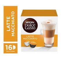 Capsulas Dolce Gusto Latte Macchiato 16 capsulas - Nescafé Dolce Gusto