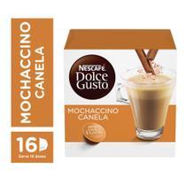 Capsulas Dolce Gusto Mochaccino Canela 16 capsulas - Nescafé Dolce Gusto