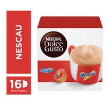 Capsulas Dolce Gusto Nescau 16 capsulas - Nescafé dolce gusto