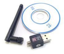 Captador De Maior Frequência De Sinal Wifi Usb Antena - Plugx
