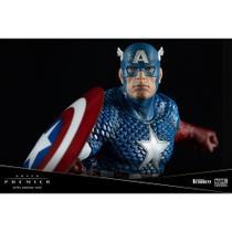 Captain America ArtFX Premier Statue - Kotobukiya