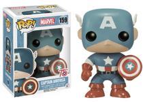 Captain America - Funko Pop - Marvel - 159 - 75 anos -