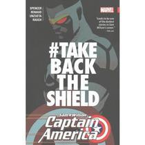 Captain America (Paperback) - Captain America: Sam Wilson, Volume 4 - Takebacktheshield - Marvel