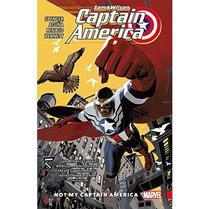 Captain America- Sam Wilson Vol. 1 - Not My Captain America - Marvel -
