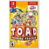 Captain Toad: Treasure Tracker Switch Midia Fisica -