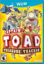 Captain Toad: Treasure Tracker - Wii U - Nintendo
