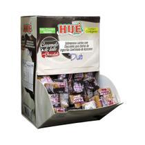 Caramelo de Leite com Chocolate Diet Hué (Sem Adição de Açúcares) Sem Glúten Com Colágeno Display 700g -