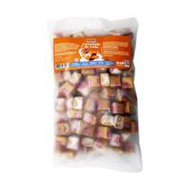 Caramelo de Leite Diet Hué (Sem Adição de Açúcares) Sem Glúten Com Colágeno Pacote 1KG -