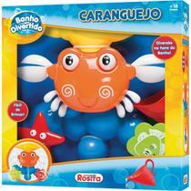 Caranguejo Banho Divertido - Rosita -