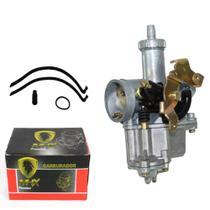 Carburador completo - cg125/today125 -94/titan125 95-99/ks/es 00-01 - Mhx Premium