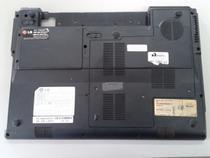Carcaça Chassi Base Notebook LG R480 Preto - Seminovo -