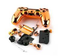 Carcaça Cromada Controle Ps4 Completa Playstation 4 - Ybx