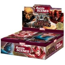 Card Battle Scenes Booster Box: Poderes Ocultos - COPAG -