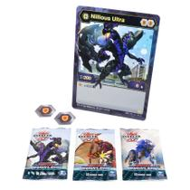 Card Deck De Batalha Bakugan - Sunny 2079 -