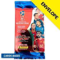 Cards Fifa World Cup Rússia 18 Adrenalyn XL - Cards Base - Panini