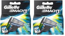 Carga Gillette Mach3 - 8 Cartuchos -