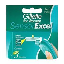 Carga Gillette Sensor Excel For Women -