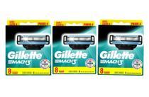 Carga Mach 3 LV 8 PG 6 - Gillette