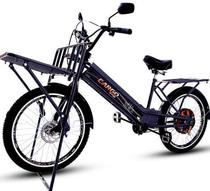 Cargueira elétrica 800w chumbo - Scooter Brasil