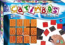 Carimbo Alfabeto 28 peças - Nig -