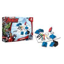 Carimbo Avengers Assemble - Xalingo