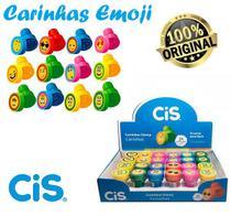 Carimbo Pedagogico Infantil Cis Stamp Carinhas Emoji Com 24 -