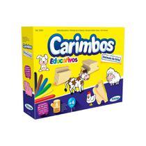 Carimbos educativos animais do sitio xalingo 4+ 50787 -