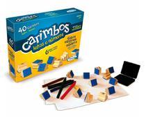 Carimbos Letras e Números - Xalingo -