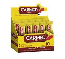 Carmed Protetor Labial 10 Unidades Hidratante Labial - Cimed