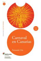 Carnaval en canarias + cd audio - Santillana